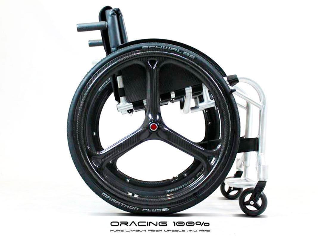 R Wheelchairs Caucho C O Ruedas De Oracing Rueda Para Silla xtsCBhQrd