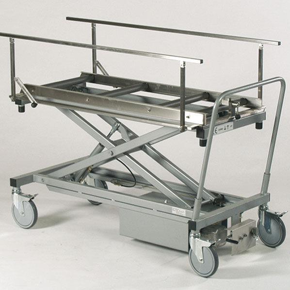 Carro de manipulación / elevador - HTW 50/050-RB-CF - KUGEL medical ...