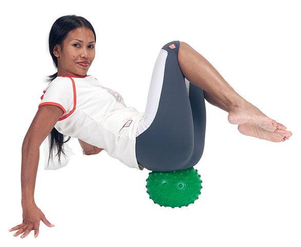 pelota de Pilates de pequeñas dimensiones   con salientes   para el hombre  ... 1743ed470c99
