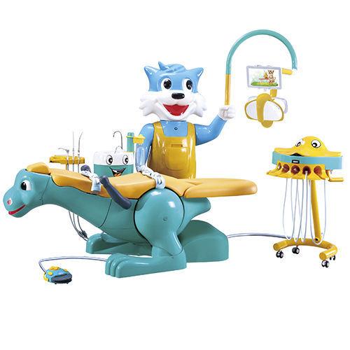 Unidad dental pediátrica - A8000-IB - Foshan YaYou Medical Equipment