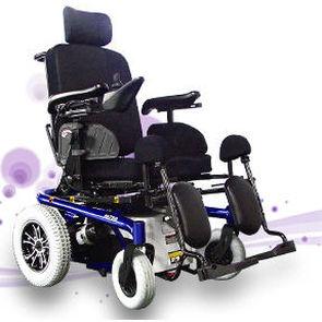 silla de ruedas electrica hs 6500