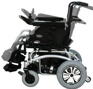 silla de ruedas electrica ctm hs 6500