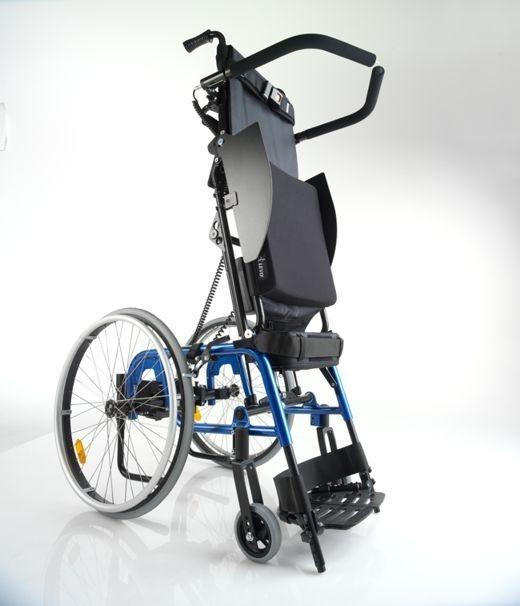 silla de ruedas electrica levo