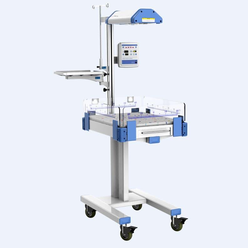 Mesa de reanimación neonatal - BN—100A Standard - Zhengzhou Dison ...