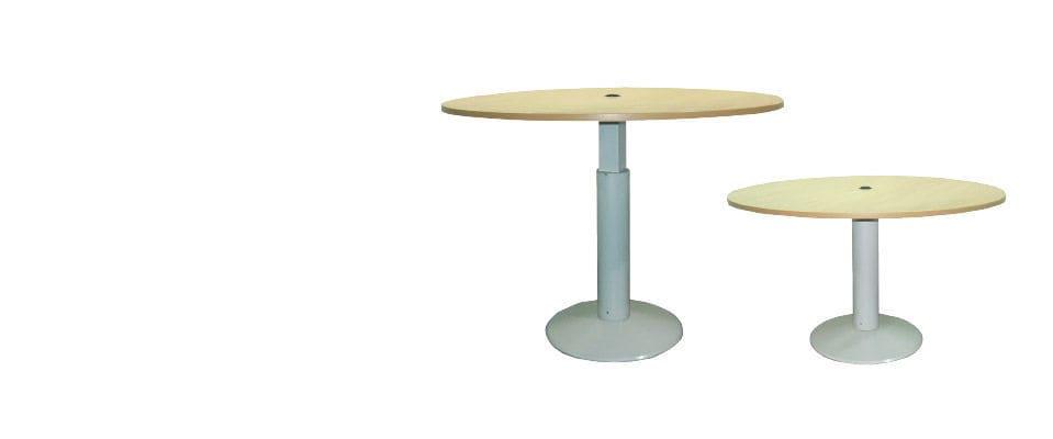 Mesa de comedor / redonda / de altura regulable - LACHAUX - AHF ...