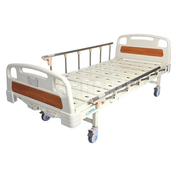 Cama de hospital / manual / de altura fija / con ruedas - SAE-YA02-2 ...
