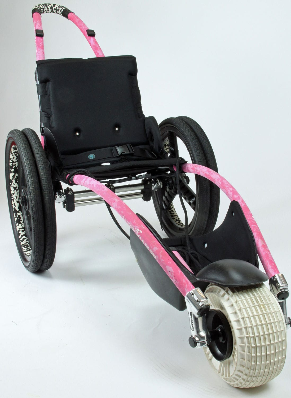 silla de ruedas hippocampe
