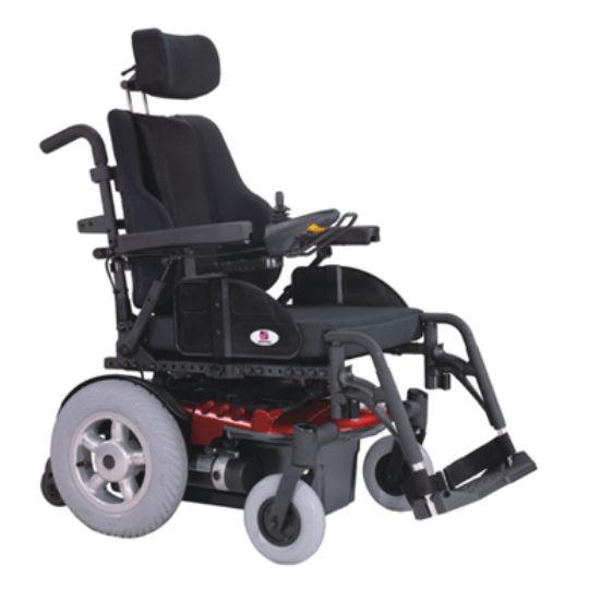 silla de ruedas electrica heartway