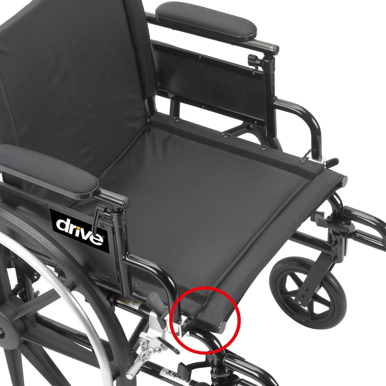 Silla de ruedas pasiva ajustable en altura Viper Plus GT