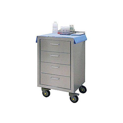 3d5b87186 carro de almacenamiento / para medicamentos / con cajón / 4 cajones - D10-45