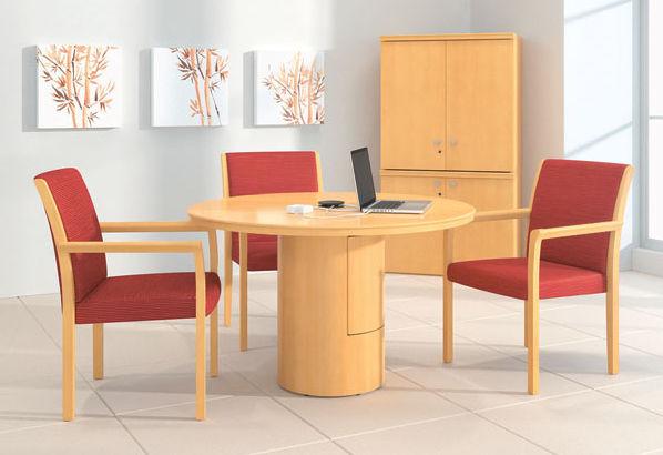 Mesa de oficina / para sala de espera / redonda / cuadrada - Hiland ...