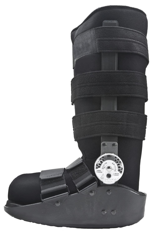 b9a3c08c Bota ortopédica inmovilizadora larga / articulada - MaxTrax® ROM ...