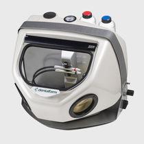 Microlimpiador de chorro de arena 2 tanques