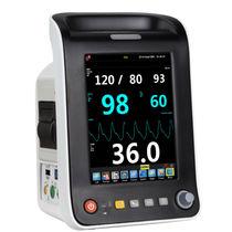 Monitor de constantes vitales para cuidados intensivos / SpO2 / portátil / pediátrico