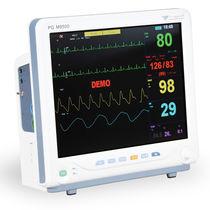 Monitor multiparamétrico para cuidados intensivos / PNI / ECG / TEMP