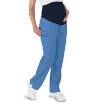 Pantalón médico para mujer embarazada / de poliéster / de algodón