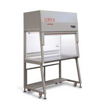 Cabina para riesgos biológicos / de laboratorio / de pie / de flujo laminar vertical