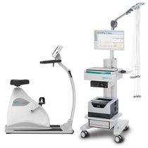 Electrocardiógrafo para prueba de esfuerzo / para PC / 12 canales / con espirómetro