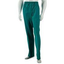 Pantalón médico / unisex / de algodón / con 1 bolsillo