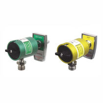 Flujómetro de aire / de oxígeno / de orificios calibrados / conectable
