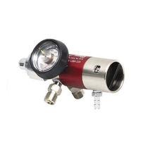 Regulador de presión de oxígeno / flujo ajustable / de alta presión