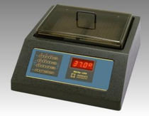 Incubadora de laboratorio compacta / para microplacas