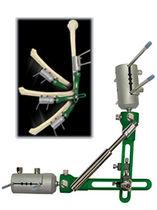 Fijador externo codo / tubular / para adulto