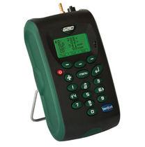 Monitor de prueba de la calidad de los gases / médico / portátil