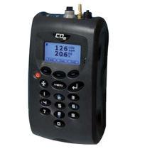 Detector de aire ambiente / de dióxido de carbono / para centro sanitario