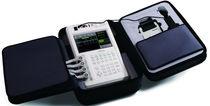 Analizadores de la composición corporal por bioimpedancia / con pantalla LCD / en carro / con cálculo del IMC