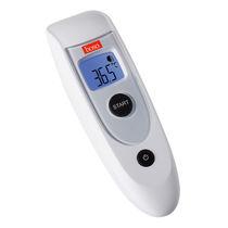 Termómetro médico / electrónico / de infrarrojos / frontal