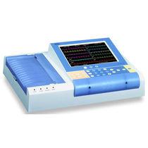 Electrocardiógrafo de reposo / digital / 12 canales / con pantalla táctil