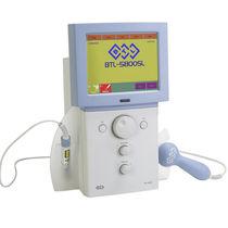 Láser de fotoestimulación / unidad de diatermia por ultrasonidos / de mesa / 1 canal