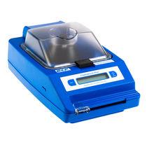 Analizador de crematocrito / para la industria alimentaria / portátil
