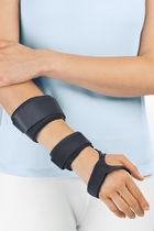 Inmovilización ortopédica férula para antebrazo