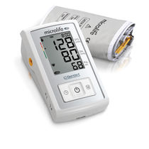 Tensiómetro electrónico automática / de brazo / con puerto USB / con batería recargable