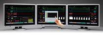 Monitor multiparamétrico de transporte / ECG / de rendimiento cardíaco / para la presión arterial