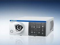 Fuente de luz de xenón / para videoendoscopio flexible / de frío