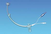 Inyector uterino con manipulador