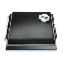 Plataformas de pesaje electrónicas / para sillas de ruedas / de diálisis / con indicador digital