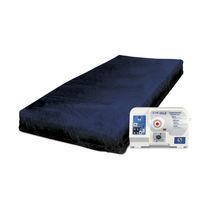 Colchón para cama médica / de baja pérdida de aire / antiescaras / con células tubulares