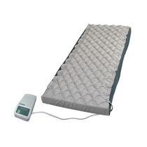 Cubrecolchón para cama médica / de presión alterna / con bomba de aire / antiescaras