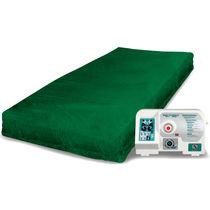 Colchón para cama médica / de baja pérdida de aire / con rotación lateral / antiescaras