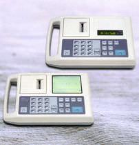 Electrocardiógrafo de reposo / digital / 1 canal / con impresora
