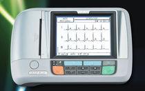 Electrocardiógrafo de reposo / digital / 3 canales / con impresora