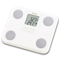 Analizadores de la composición corporal por bioimpedancia / para medición de la grasa / con pantalla LCD / compactos