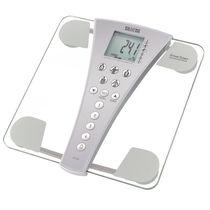 Analizadores de la composición corporal para medición de la grasa / con pantalla LCD