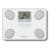 Analizadores de la composición corporal para medición de la grasa / con pantalla LCD / compactos