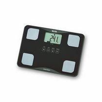 Analizadores de la composición corporal por bioimpedancia / con pantalla LCD / compactos / con cálculo del IMC