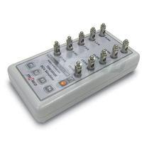 Simulador ECG / hombre / pantalla